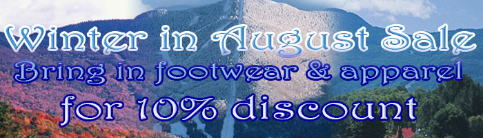 Winter In August Sale